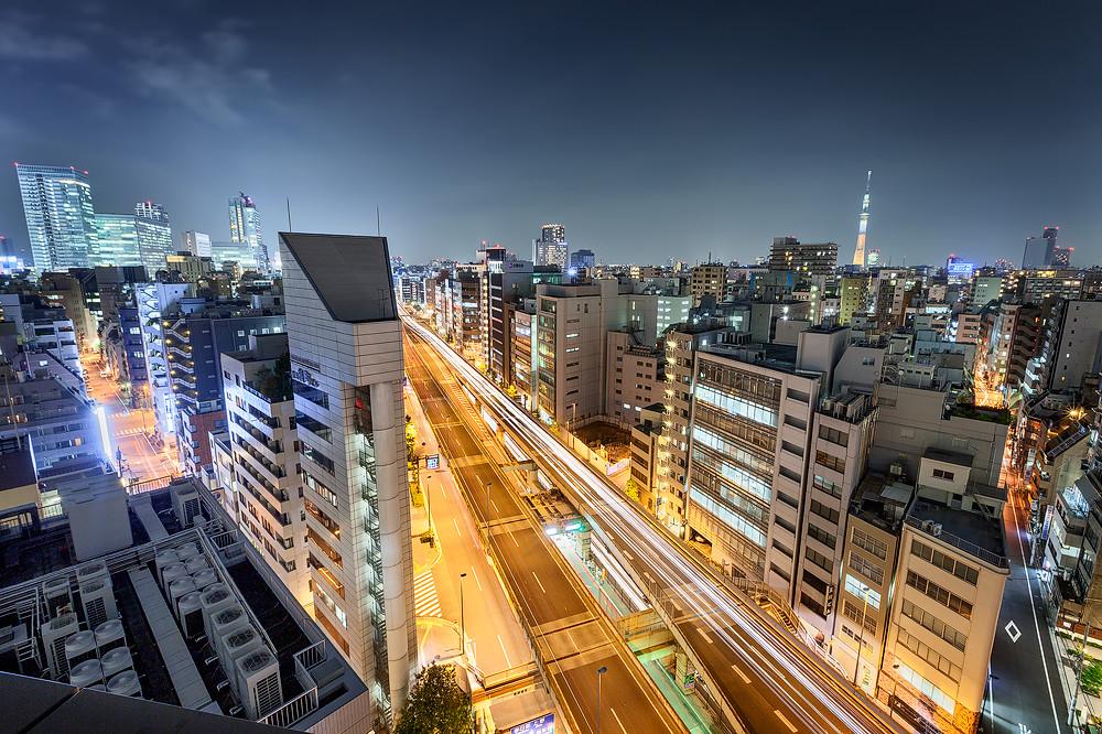 Tokyo Cityscpe 2565