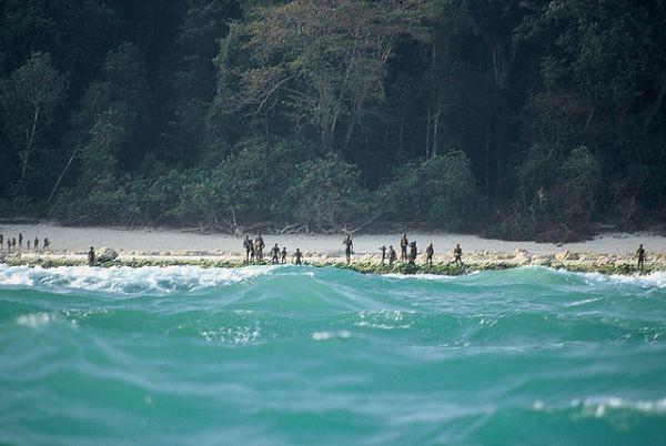 Sentinelese-People