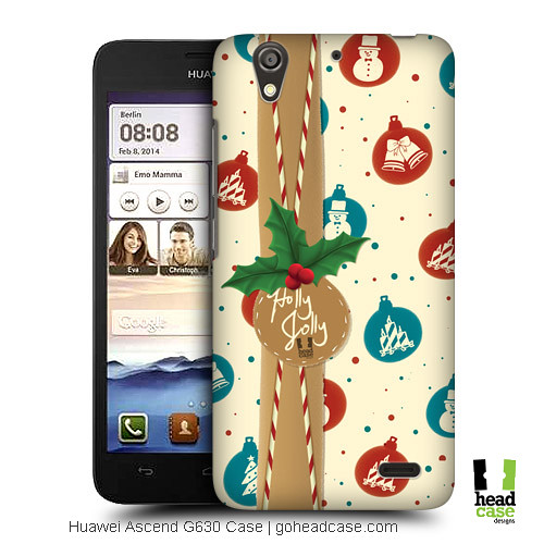 Head Case Designs Balls Christmas Gifts Back Case for Huaw… | Flickr