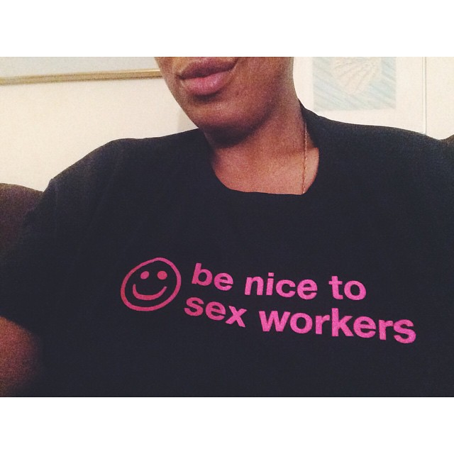 Be nice to sex workers