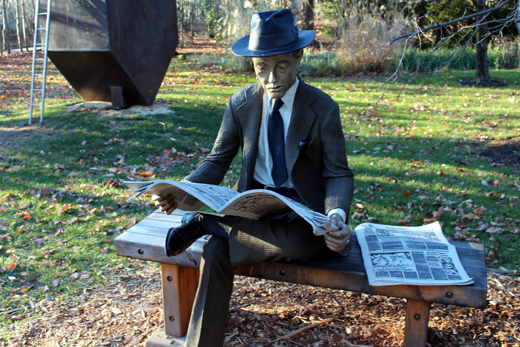 Image gallery seward johnson for John seward johnson i