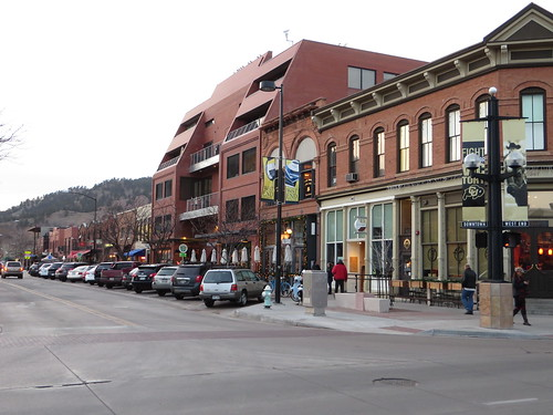 Pearl Street Mall, Boulder, Colorado | by Ken Lund