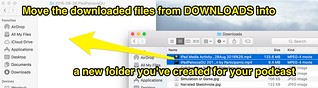 Move files to a single folder | by Wesley Fryer