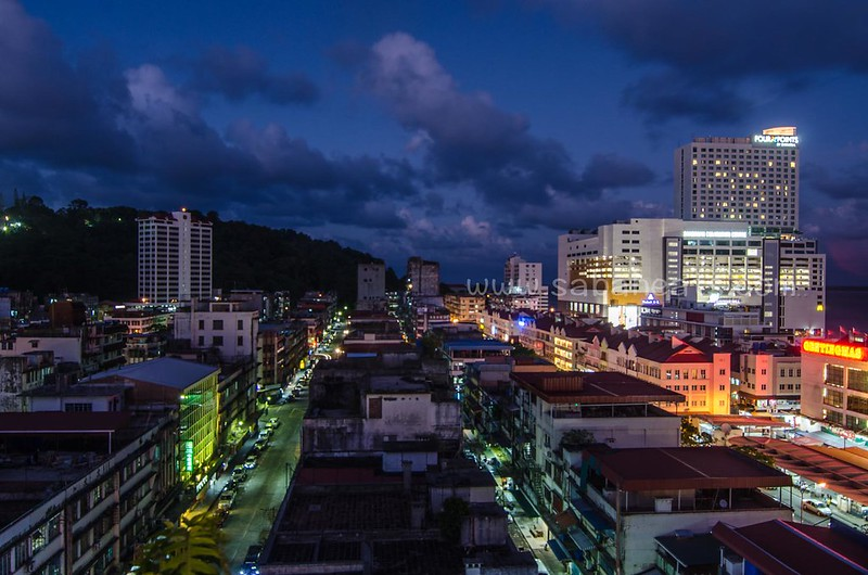 Balin Rooftop, Nak Hotel