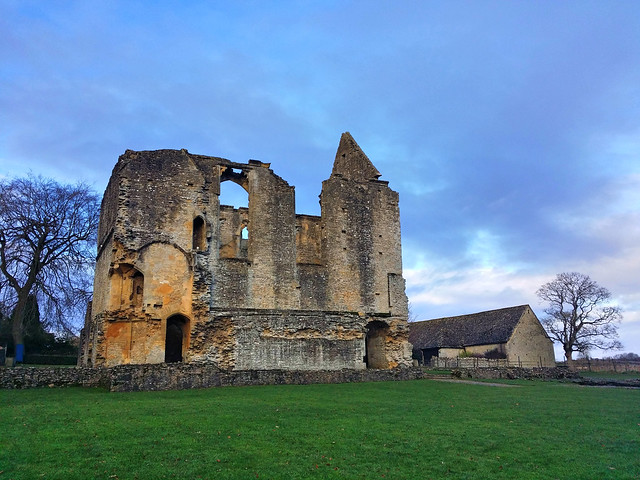 Minster Lovell Ruins