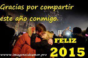 Tarjetas De Feliz Ano Nuevo Mi Amor Con Frases Imagenes Flickr