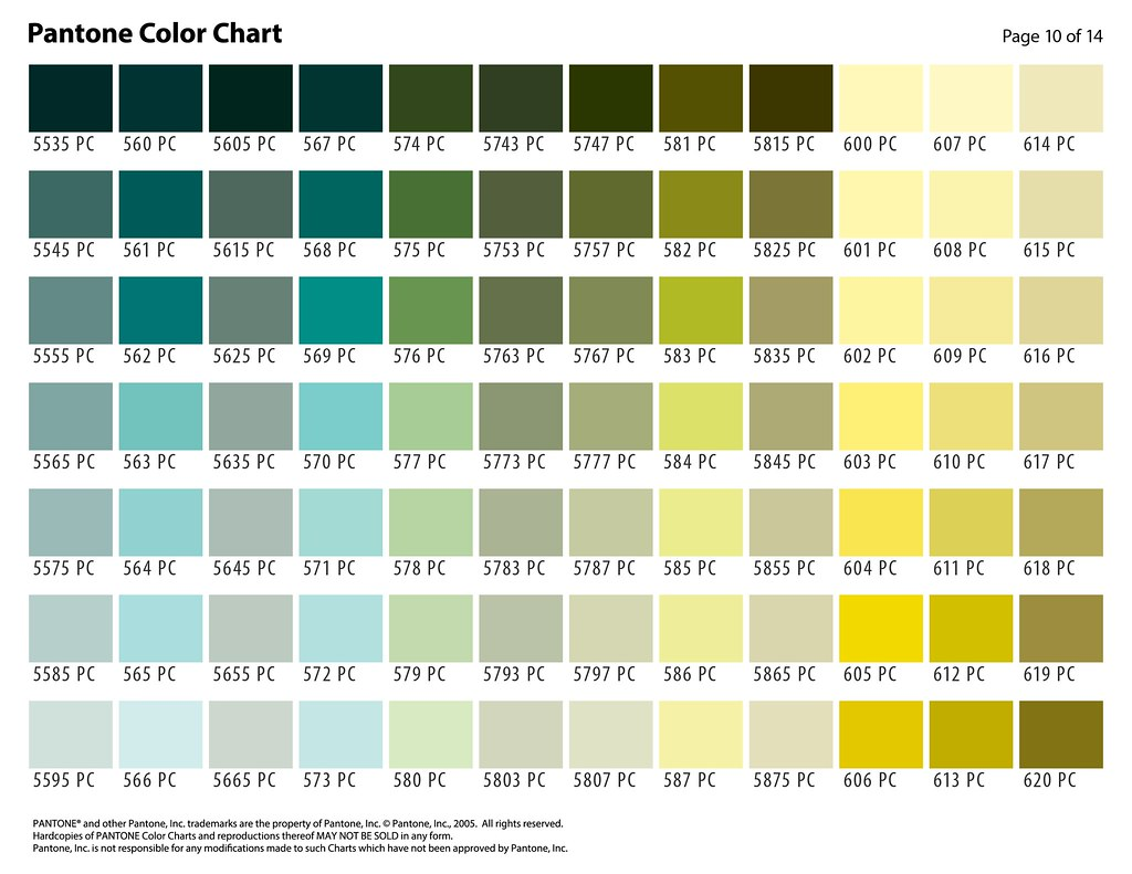 Pantone color selection chart page 10 color selection char flickr pantone color selection chart page 10 by artnwalls nvjuhfo Choice Image