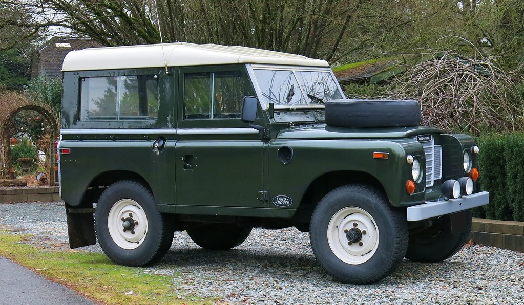 Land Rover Series-III 88 | Custom_Cab | Flickr