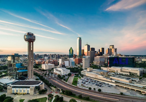 Dallas from 400 feet | by Daxis