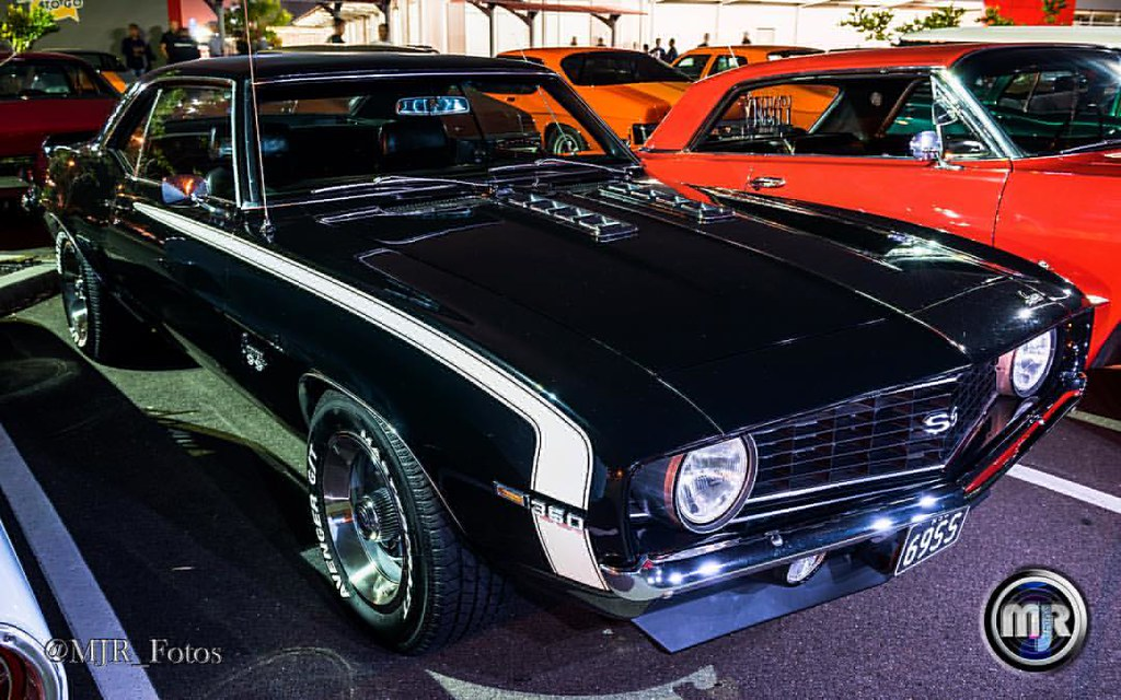 69SS #chevy #camaro #american #oldschool #muscle #car #au… | Flickr