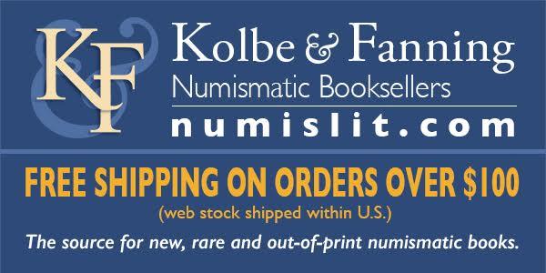 Kolbe-Fanning E-Sylum ad 2016-10-09 Free Shipping