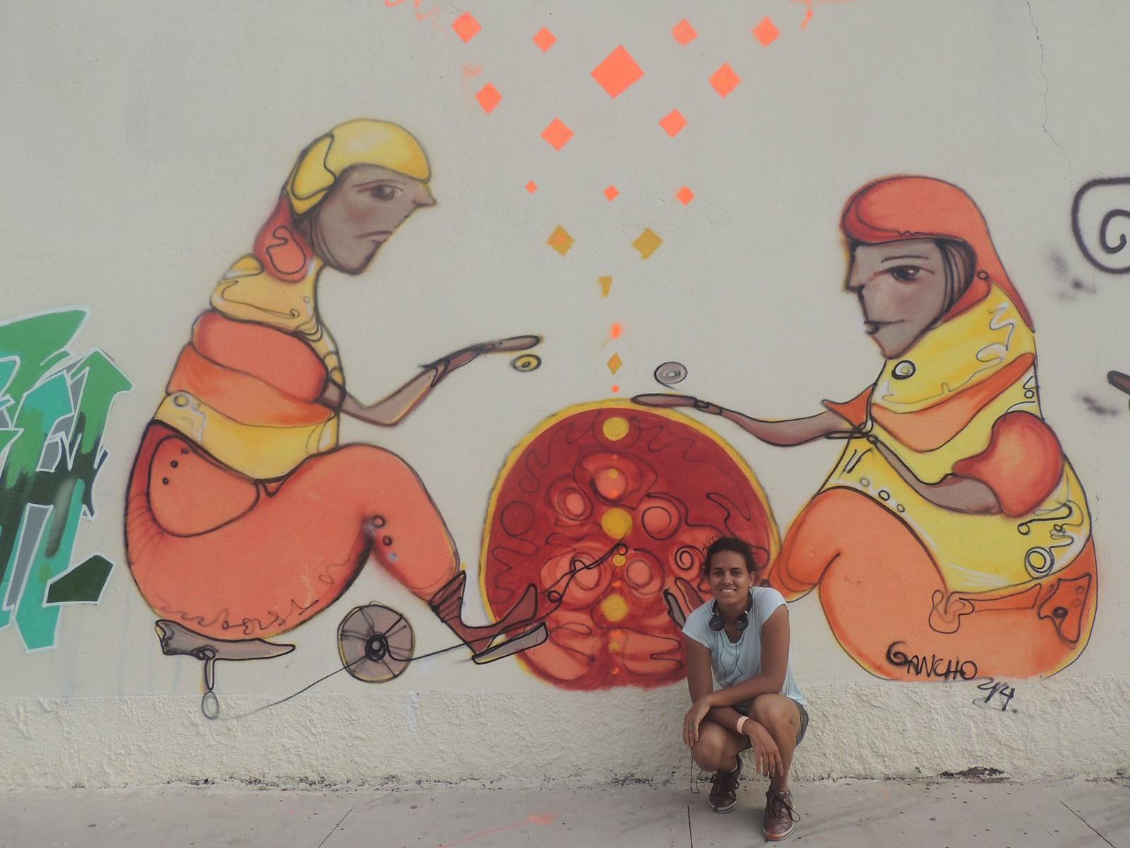 Projeto valoriza ação de grafiteiros e dá cara nova à Etec Martin Luther King