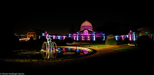 The Great Conservatory - Syon Park Gardens London Enchanted Woodland by Simon Hadleigh-Sparks | by Simon Hadleigh-Sparks