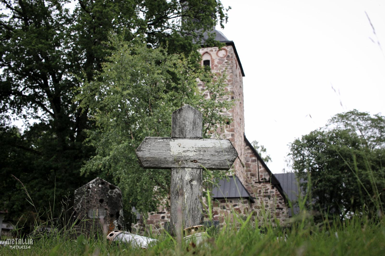 saariston rengastie, korppoon kivikirkko, korppoon kirkko