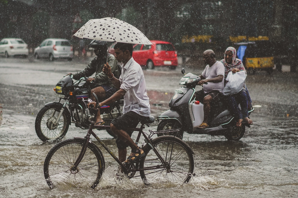 The indian monsoon