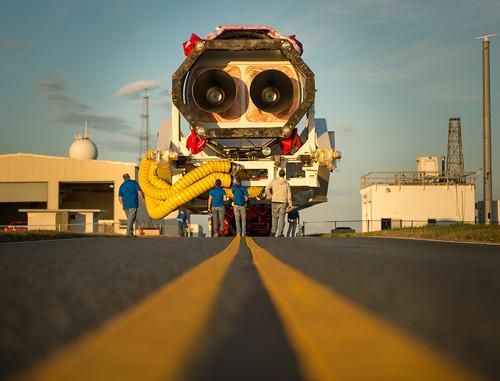 Antares Rocket Rollout (NHQ201610130104) | The Orbital ATK ...