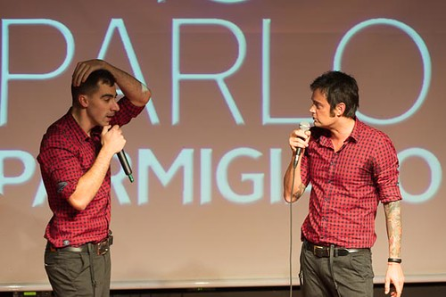 06/12/2014 IO PARLO PARMIGIANO al Fuori Orario