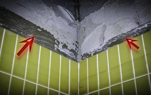 Asbestos Ceramic Wall Tile Mortar View Of Ceramic Wall