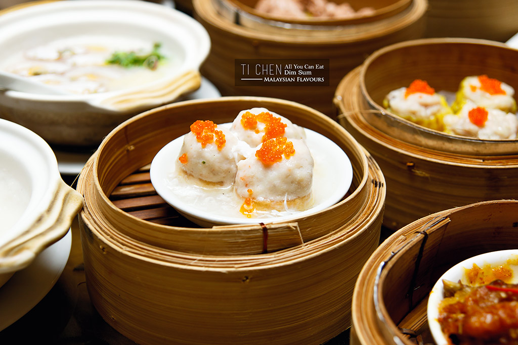 Ti Chen All You Can Eat Weekend Dim Sum