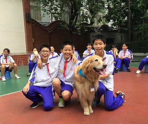 Love Animal Model School - with Professor Fanshu