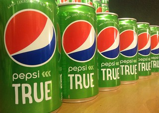 Pepsi True Soda with Stevia | by JeepersMedia