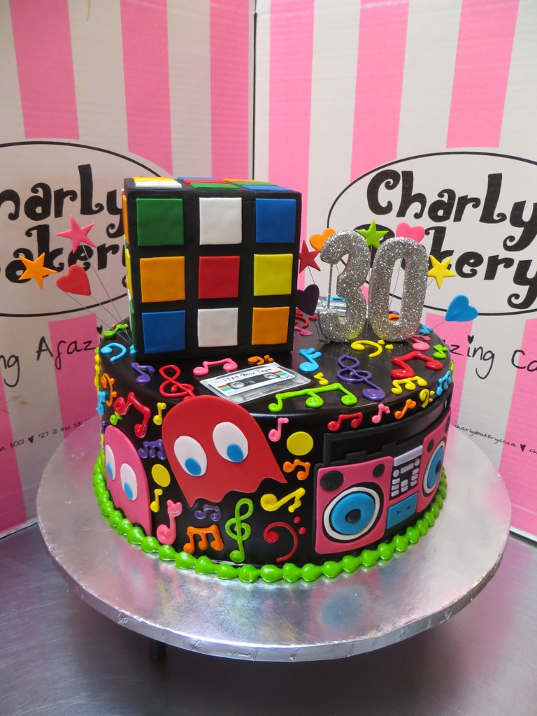 Unisex Birthday Cakes For Adults Flickr