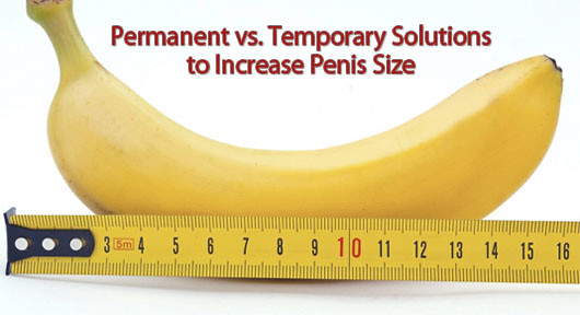 How Can You Increase Penis Size