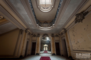 Derelict, Chateau Lumiere - Entrance Hall | by DugieUK