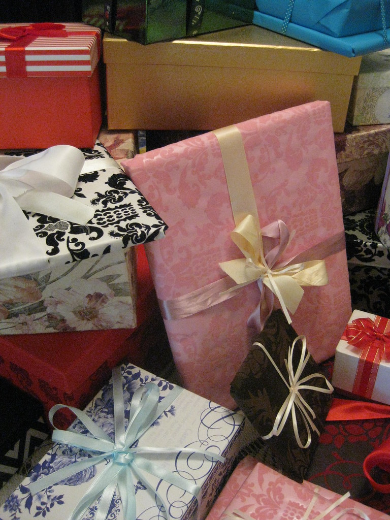 2014 Christmas Gifts Wrapped and Ready for Giving | I am one… | Flickr