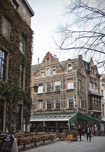 Antwerp - Street
