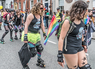 PRIDE PARADE AND FESTIVAL [DUBLIN 2016]-118185 | by infomatique