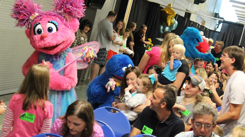 Sesame street live meet and greet elmo makes music at th flickr sesame street live meet and greet elmo makes music at the mohegan sun arena m4hsunfo