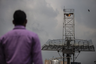 Solar Concentrated Heating System at the Ramakrishna Mission's Students' Home in Chennai, Tamil Nadu | by UNDP in India