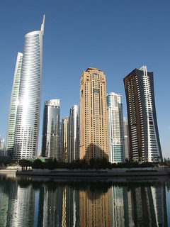 Jumeirah Lakes Towers @ Dubai | by *_*