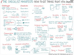 2014-12-31 Sketched Book - The Checklist Manifesto - How t… | Flickr