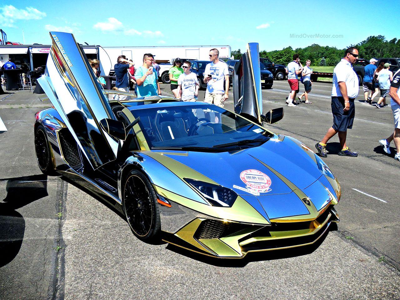 Team Salamone Lamborghini Aventador SV 3