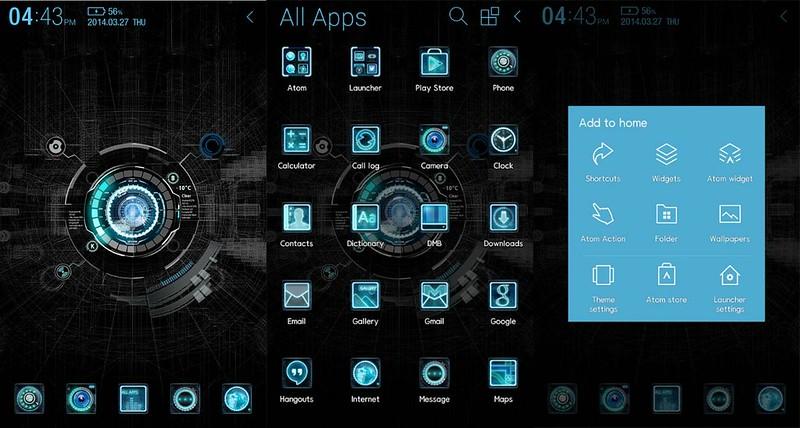 TOP 3 teme telefon cu Android 141