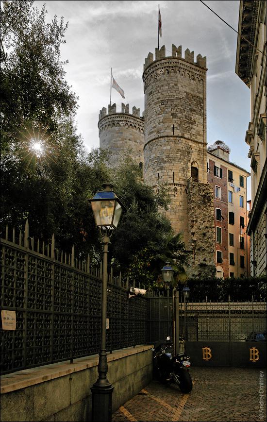 Ворота порта Сопрана