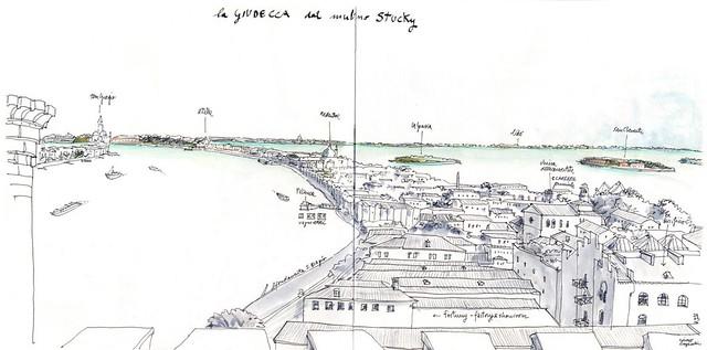 Giudecca panorama
