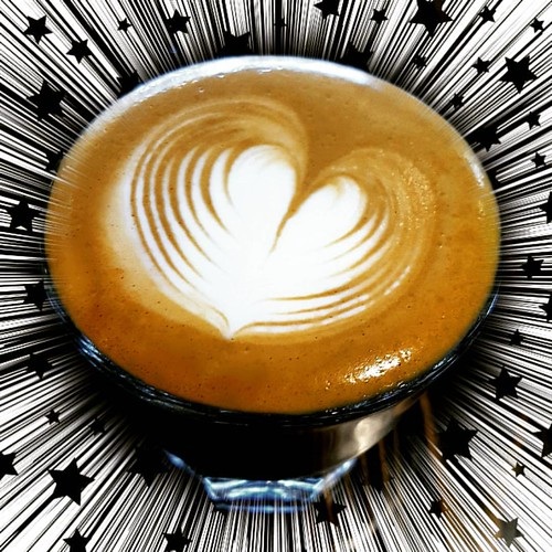 Come and have John make you a delicious cortado today. It's so good! Downtown Belgian Brown is On Tap.