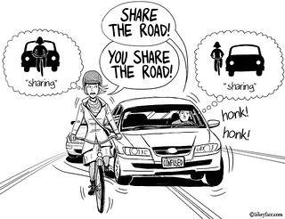 Sharing | by bikeyface