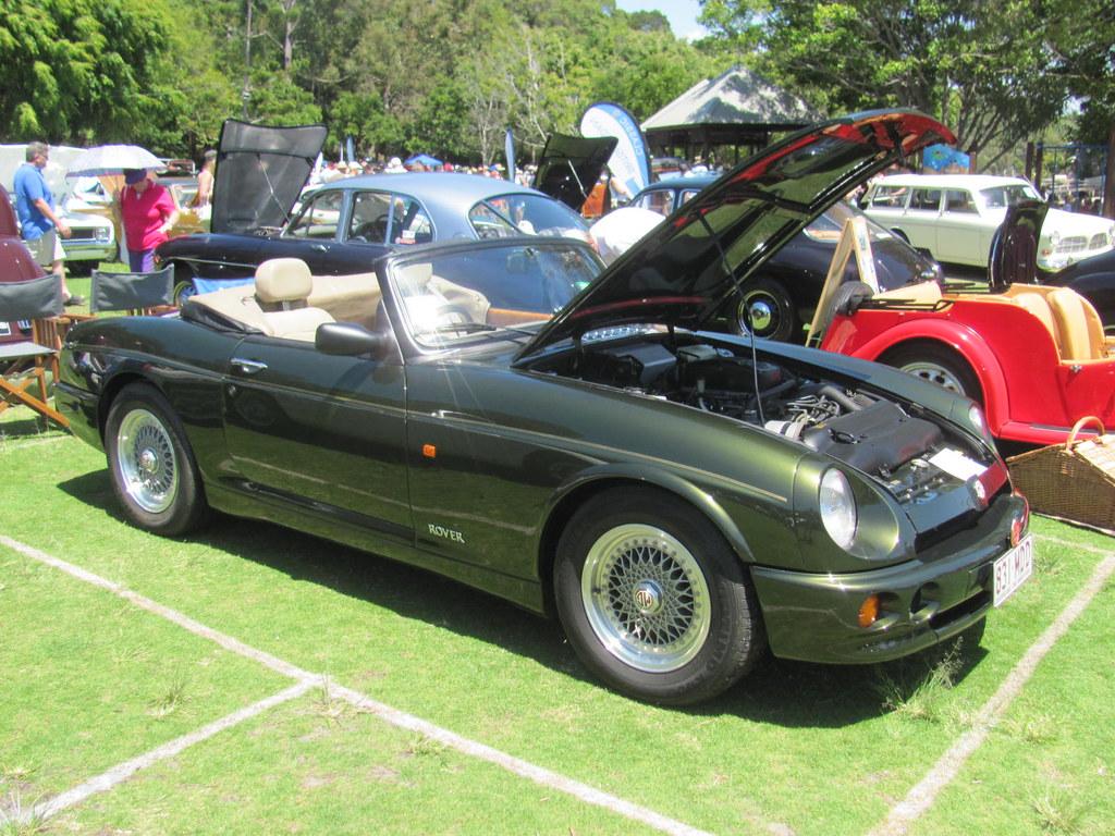 MG Rover V8 | Classic Cars Australia | Flickr