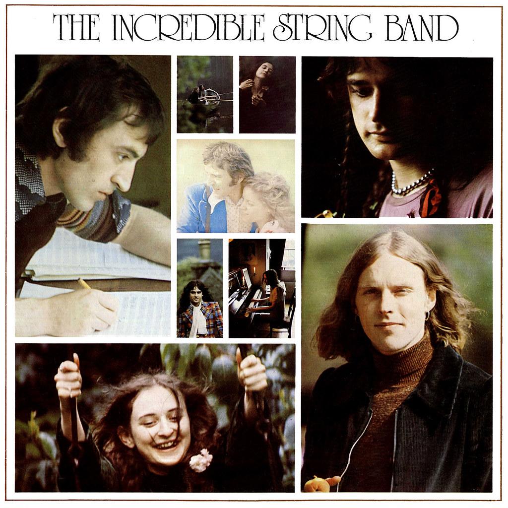 The Incredible String Band - Earthspan