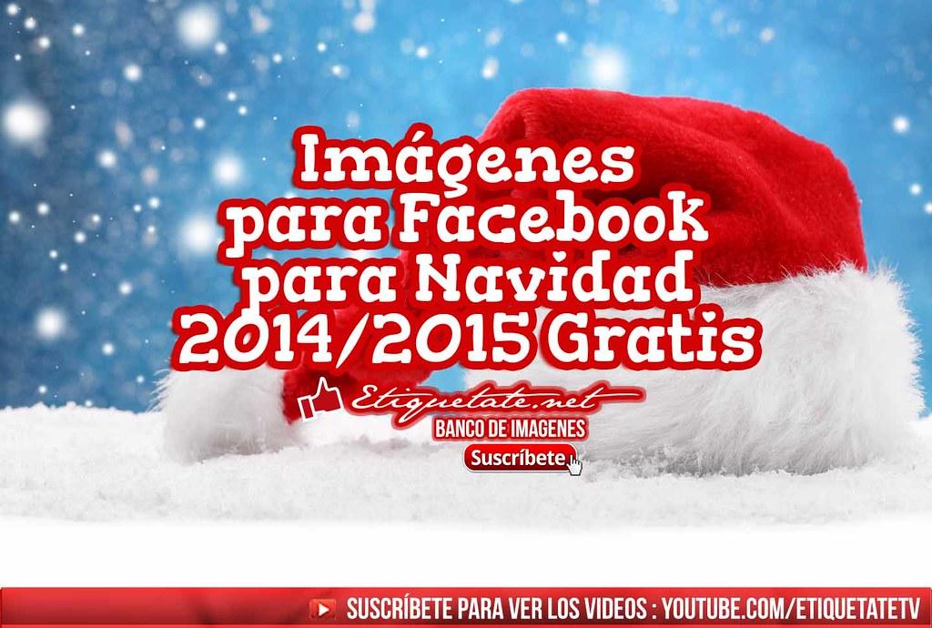 NET Imágenes para Facebook para Navidad 2014/2015 Gratis   by  WWW.ETIQUETATE.NET
