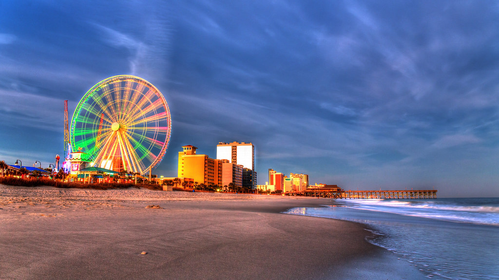 A Myrtle Beach Night