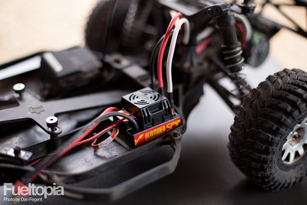 HPI Racing Blitz - Castle Creations Sidewinder | Website | T