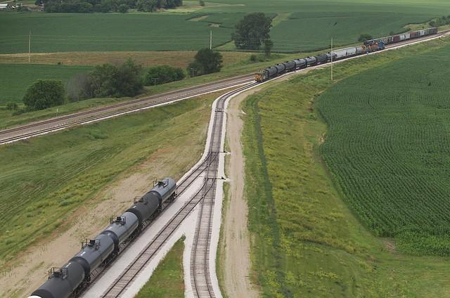 Iowa Rail