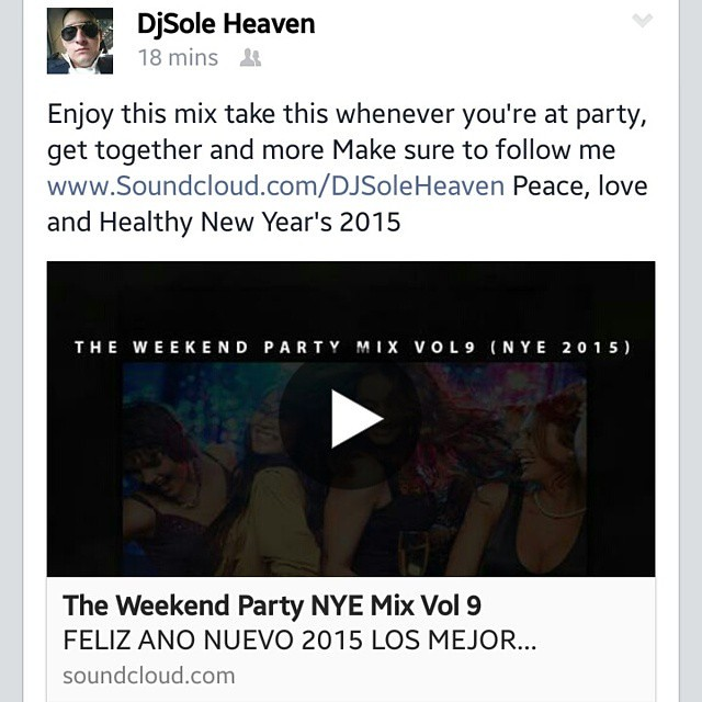 Start the New year 2015 mix by yours truly download the So… | Flickr