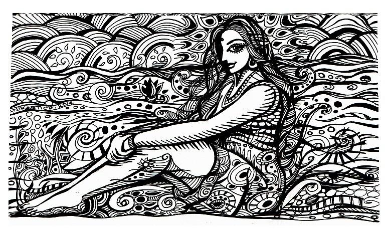 DOODLE - DOODLES - DOODLE ART - DOODLE SKETCH - DOODLE DRA… | Flickr