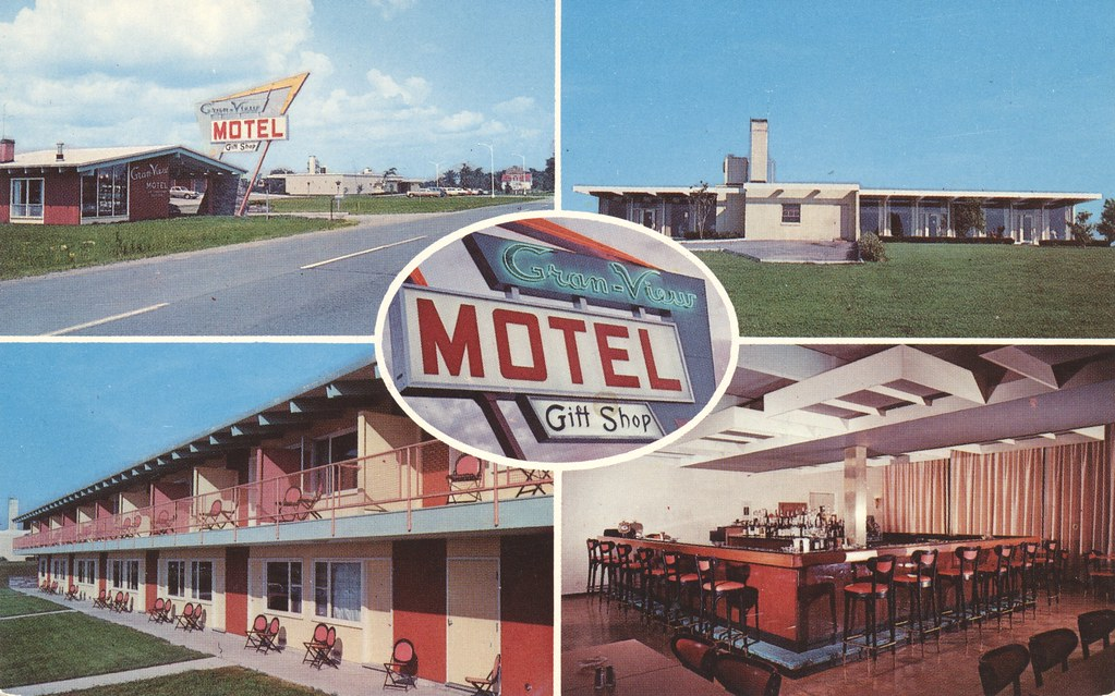 Gran-View Motel and Restaurant - Ogdensburg, New York